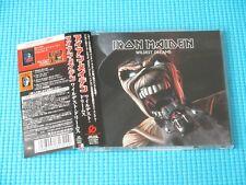 IRON MAIDEN Wildest Dreams 2003 OOP CD Japan TOCP-40160 OBI
