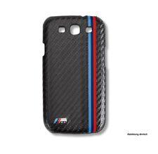 BMW M coque dure Carbone Samsung Galaxy S3 étui rigide 80212351096