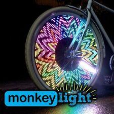 Monkey Light M232 Lumières LED de roue de vélo MonkeyLectric