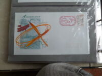 1994  AEROPEX ADELAIDE LAST DAY RED   POSTMARK ON AVIATION FEATS FDC