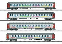 Märklin 42906 Personenwagen-Set 4-teilig in H0 Fabrikneu