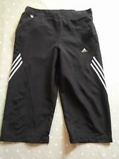 """Adidas Girls Clima 365 Cropped Trousers 30"""" 164cm Immaculate"""