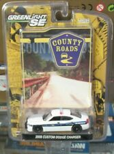 Greenlight County Roads City of Centennial 2008 Custom Dodge Charger Police S. 1