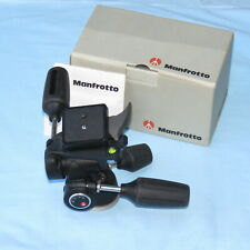 Manfrotto Pan Tilt Head #804RC2 for camera photography or video, with box