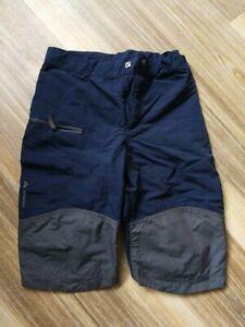 Vaude Jungen-Shorts Outdoorhose capri Gr 122 / 128