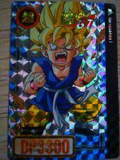 Dragon ball gt carte cardass 1997