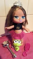Vivid Imagination Bratz Big Babyz Princess Yasmin Doll. 12 Inches Tall Rare