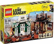 LEGO Disney's Lone Ranger 79109 Colby City Showdown BNIB Wild West Bank Robbery