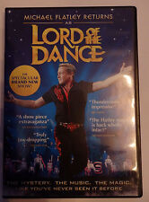 MICHAEL FLATLEY RETURNS AS LORD OF THE DANCE LIVE IN DUBLIN DVD 2011 MAKE OFFER!