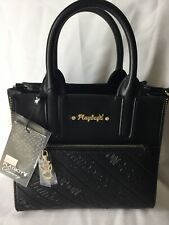 AUTHENTIC PLAYBOY STUNNING HIGH QUALITY LADIES HANDBAG NEW WITH TAGS