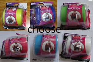 MUELLER yellow,green,blue,pink,white or purple hair styling M Wrap-Open box item
