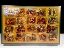BRAND NEW SEALED FX Schmid Victorian Blocks 1000 Piece Puzzle German #90032