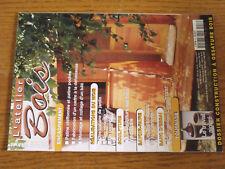16µµ  Revue L'Atelier Bois n°53 Cabane jardin Parasol Veranda VANNERIE