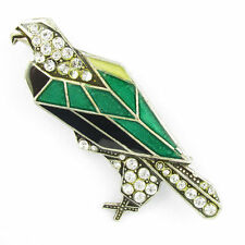 Crystal Brooch/Pin Art Deco Costume Jewellery