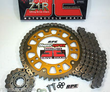 CBR1000rr 2006-07 JT Supersprox 530 15/43 -1/+1 X-Ring Chain and Sprocket Kit