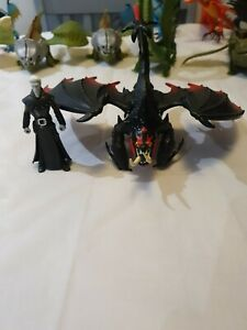 How to Train Your Dragon Grimmel and Deathgripper Toy Figure Hidden World