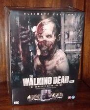 The Walking Dead Temporada 6 Edición Limitada camionero Walker Blu Ray Ultimate Nuevo Reino Unido