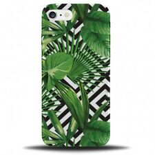 Black and White Patterned Palm Tree Phone Case Cover | Trees Retro Vintage a907