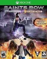 NEW Saints Row IV 4: Re-Elected and Gat Out of Hell (Microsoft Xbox One)