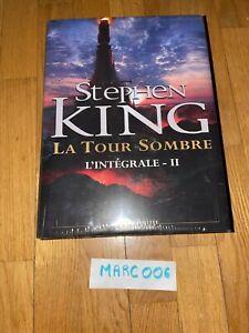 LA TOUR SOMBRE - Integrale tome 2 - Stephen King - neuf