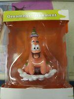 Spongebob Patrick Ornament Collectible Nickelodeon Christmas