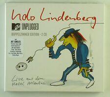 2x CD - Udo Lindenberg - MTV Unplugged - #A1986 - Neu