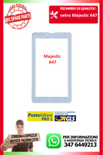 TAB - 647 3G 7.0 -  7''  VETRO TOUCH BIANCO MAJESTIC