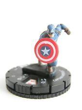 Heroclix - #001 capitán américa-Capitán América civil era Movie