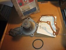 78 - 83 Omni Horizon Scamp Rampage TC3 Turismo 1.7L water pump 104.7 c.i. NORS
