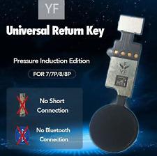 iPhone 7 8 Plus Home Button Function Restore YF 4th Gen Flex No Bluetooth Black