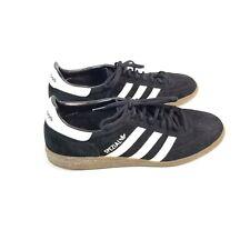 Adidas Handball Spezial Men's Black Suede Athletic Shoes Sneakers Size 12.5