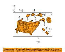 TOYOTA OEM 07-13 Tundra-Headlight Assembly 811500C051