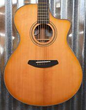 Breedlove Organic Artista Nat CE Torrefied Acoustic Electric Guitar & Bag #3315