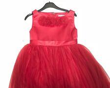 OOPSY DAISY BABY New Girls Kids SLEEVELESS ORGANZA DRESS Sz: 6 RTL: $169 Q190