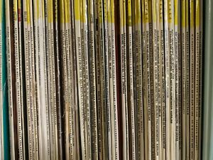 (7) DG Classical NM Record Mix LOT Symphony Piano String Brass Vocal Audiophile