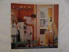 """REO SPEEDWAGON """"Sweet Time"""" PICTURE SLEEVE! NEW! ONLY NEW COPY ON eBAY!!"""