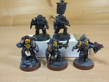 Forgeworld Heresy imperial Fists Légion Command Ornate BRAS GAUCHE-bits 40K