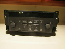 2008--2011 CADILLAC CTS , AC HEATER  CLIMATE  CONTROL ,OEM. 25839374