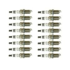 SPARK PLUGS FOR MERCEDES W163 C43 ML500 CLK430 BOSCH PLATINUM PLUS SET OF 16