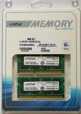 RAM Memory Upgrades 8GB Kit (4gbx2) DDR3 PC3-8500 1067mhz per il tuo Apple iMac's