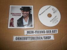 CD Pop Benjamin Graham - Alle Zeit der Welt (3 Song) MCD SOLIS MUSIC