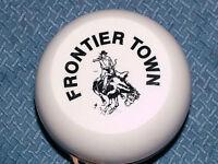 VINTAGE FRONTIER TOWN NY COWBOY RODEO HORSE YO YO