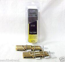 OPI Acrylic Nail Metal REUSABLE Nail Forms 6ct/pk