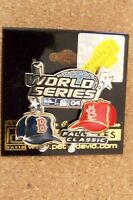 2004 Boston Red Sox  v St. Louis Cardinals World Series pin WS W.S.