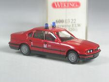 TOP: Wiking BMW 520i Feuerwehr München in OVP