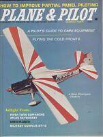 PLANE &  PILOT MAGAZINE MARCH 1967 - NEW CHAMPION CITABRIA - PIPER TWIN