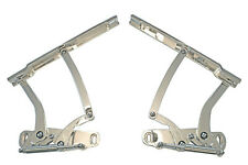 1969 1970 1971 1972 Chevelle Billet Hood Hinges. Eddie Motorsports USA Polished