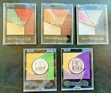 New Maybelline New York diamond glow  / big eyes quad palettes choose your shade