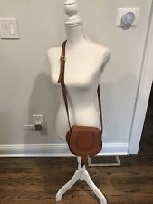 Chloe Marcie Small Tan Crossbody Bag