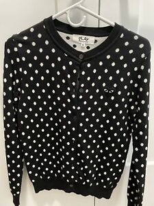 Comme des Garcons Play Womens Cardigan